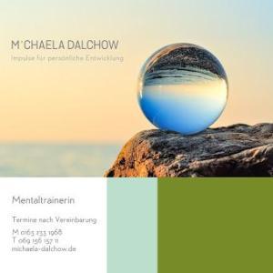 Michaela Dalchow - Mentaltrainerin für persönliche Entwicklung