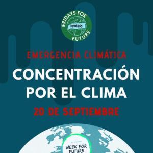 Klimastreik - Concentración por el clima