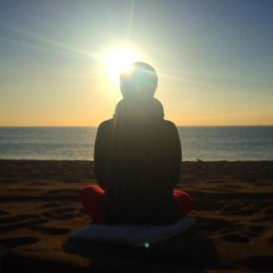 Geführte Meditation - online & live